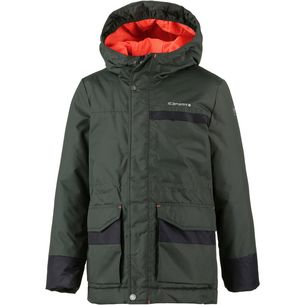 ICEPEAK Kurzmantel Kinder dark green
