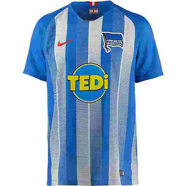 Nike Hertha BSC 18/19 Heim Trikot Herren hyper cobalt-white-speed red