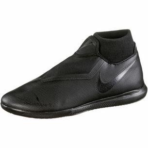 Nike Phantom VSN ACADEMY DF IC Fußballschuhe black-black-lt crimson