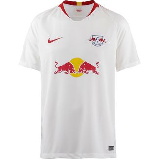 b934c41dc7eb Nike RB Leipzig 18 19 Heim Fußballtrikot Herren white-university red