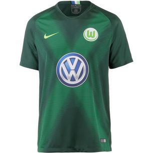 Nike VFL Wolfsburg 18/19 Heim Fußballtrikot Herren pro green-green strike