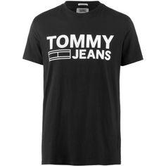 Tommy Jeans T-Shirt Herren tommy black