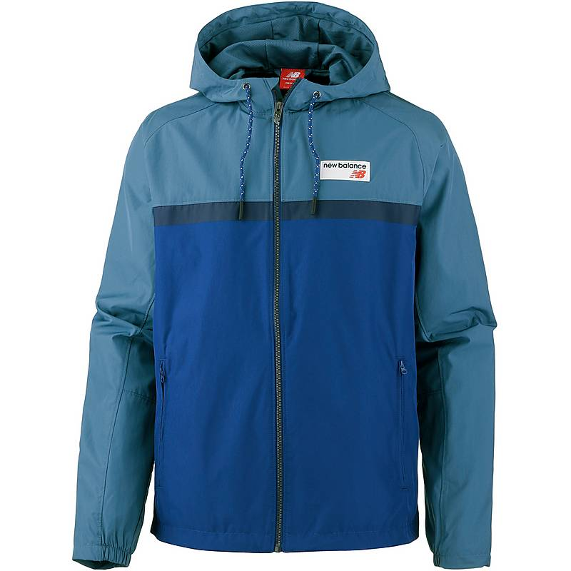 new balance herren windbreaker