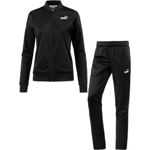 PUMA Classic Trainingsanzug Damen puma black