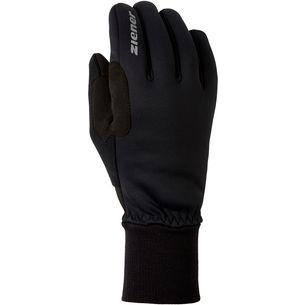 Ziener Bike Gore Windstopper Glove Fahrradhandschuhe black