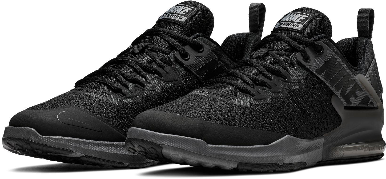 Nike Zoom Domination Fitnessschuhe Herren dk grey black anthracite mtlc cool grey im Online Shop von SportScheck kaufen