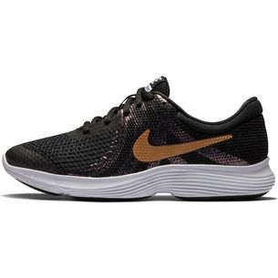 Nike Revolution Laufschuhe Kinder black-black-white
