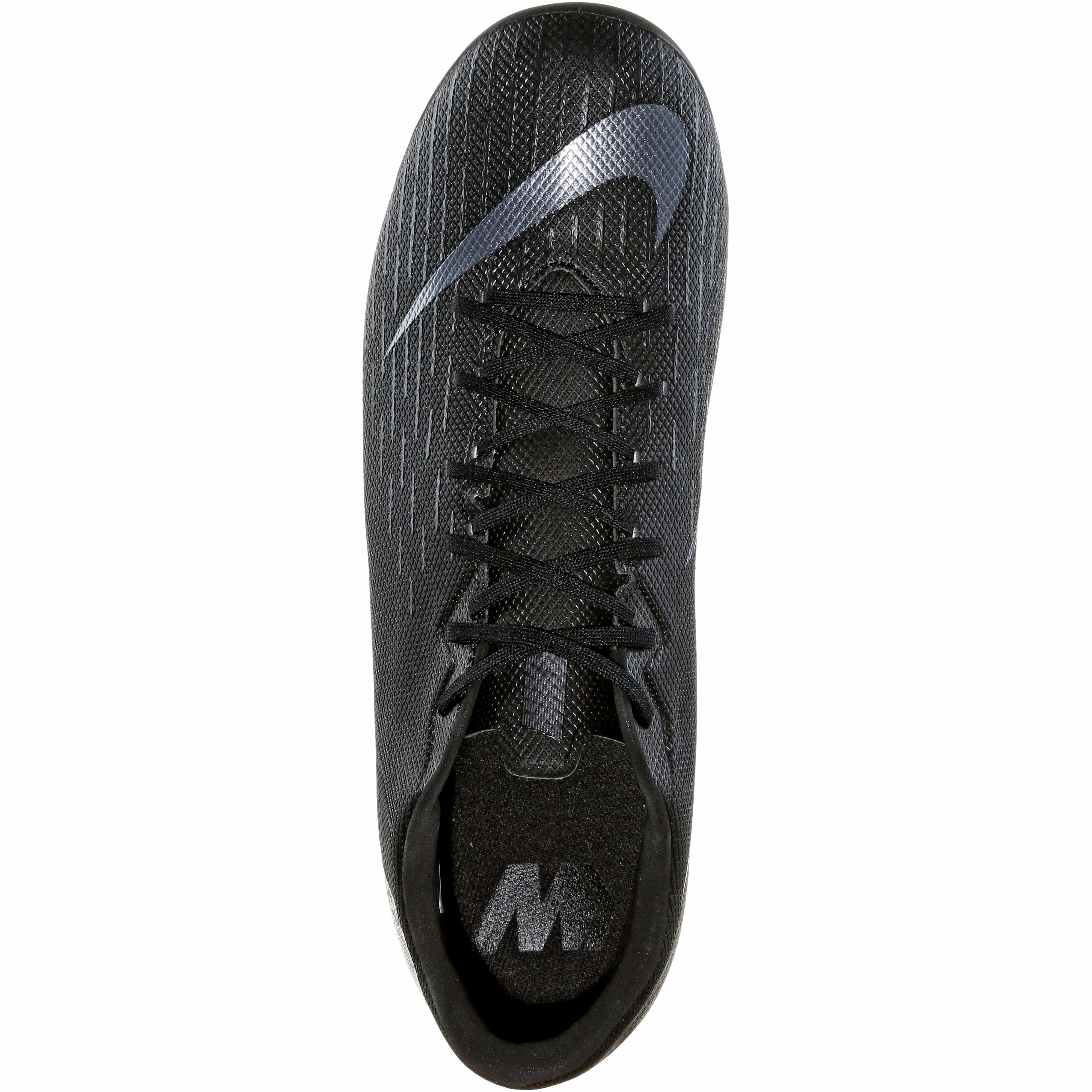 Nike MERCURIAL VAPOR 12 ACADEMY MG Fußballschuhe schwarz-anthracite-schwarz-lt crimson crimson crimson im Online Shop von SportScheck kaufen Gute Qualität beliebte Schuhe 16c223