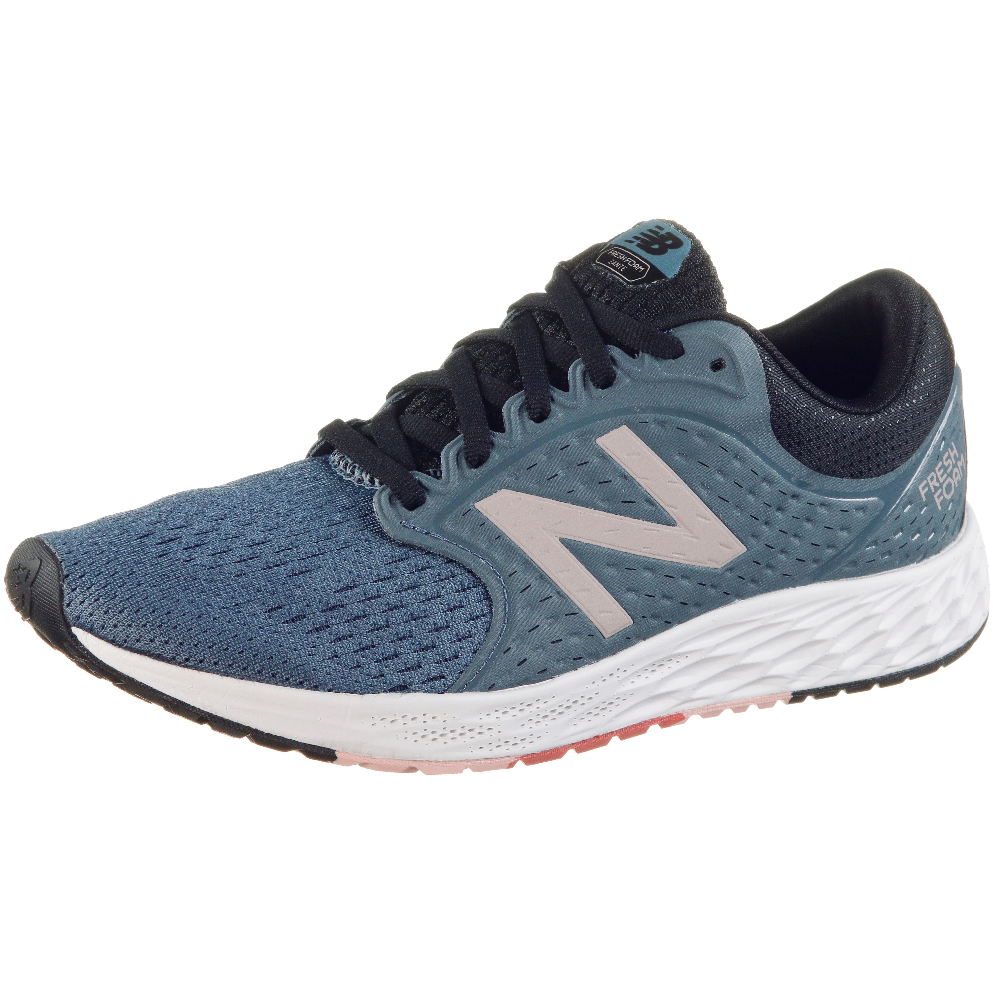 NEW BALANCE Fresh Foam Zante v4 Laufschuhe Damen blue im Online Shop von  SportScheck kaufen