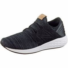 NEW BALANCE Cruz V2 Sneaker Herren black-white