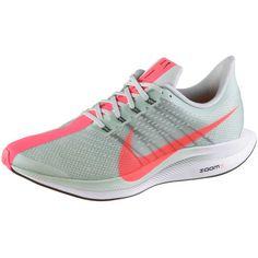 Nike Zoom Pegasus 35 turbo Laufschuhe Herren barely grey-hot punch-black-white