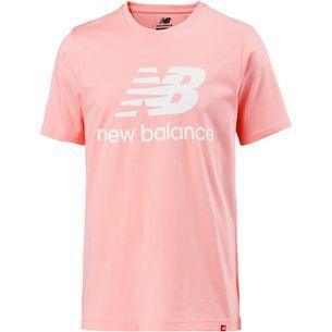 NEW BALANCE T-Shirt Herren himalayan pink