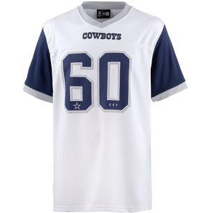 New Era Dallas Cowboys V-Shirt Herren optic white