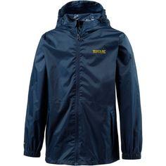 Regatta Pack-It-Jacket III Regenjacke Kinder midnight