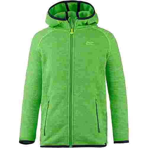 Regatta DISSOLVER Fleecejacke Kinder fairway green