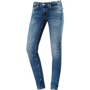 Tommy Jeans Low rise Skinny Jeans Skinny Fit Jeans Damen horizon-light-blue-stretch