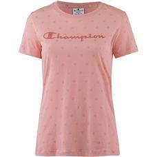 CHAMPION T-Shirt Damen rose