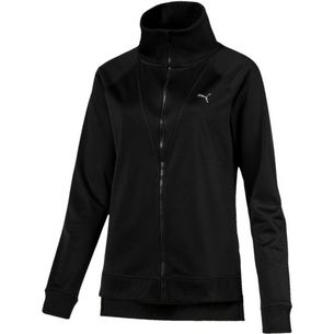 PUMA Explosive Warm up Trainingsjacke Damen puma black a825b168f1
