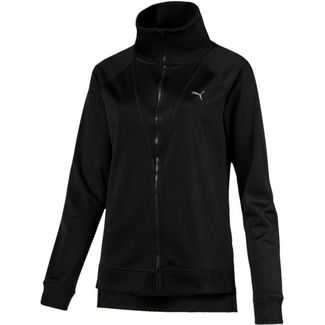 PUMA Explosive Warm up Trainingsjacke Damen puma black
