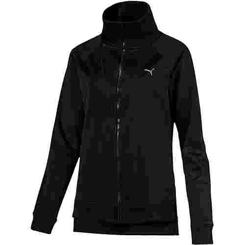PUMA Explosive Warm up Trainingsjacke Damen puma black