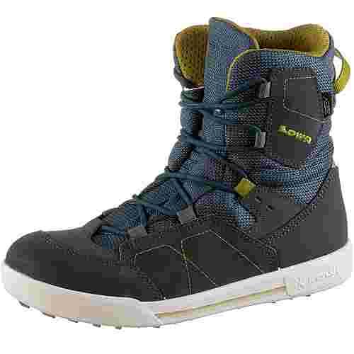 Lowa GTX® Stiefel Kinder jeans-ocker