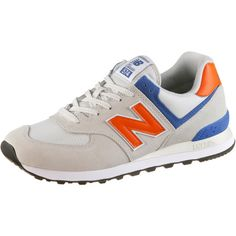 NEW BALANCE ML574 Sneaker Herren nimbus cloud