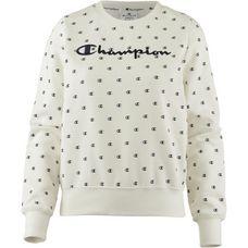 CHAMPION Sweatshirt Damen off white