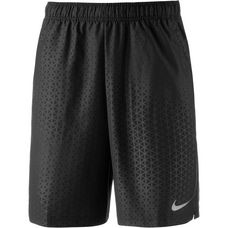 Nike Flex Funktionsshorts Herren black-dark-grey