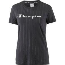 CHAMPION T-Shirt Damen black allover