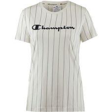 CHAMPION T-Shirt Damen off white