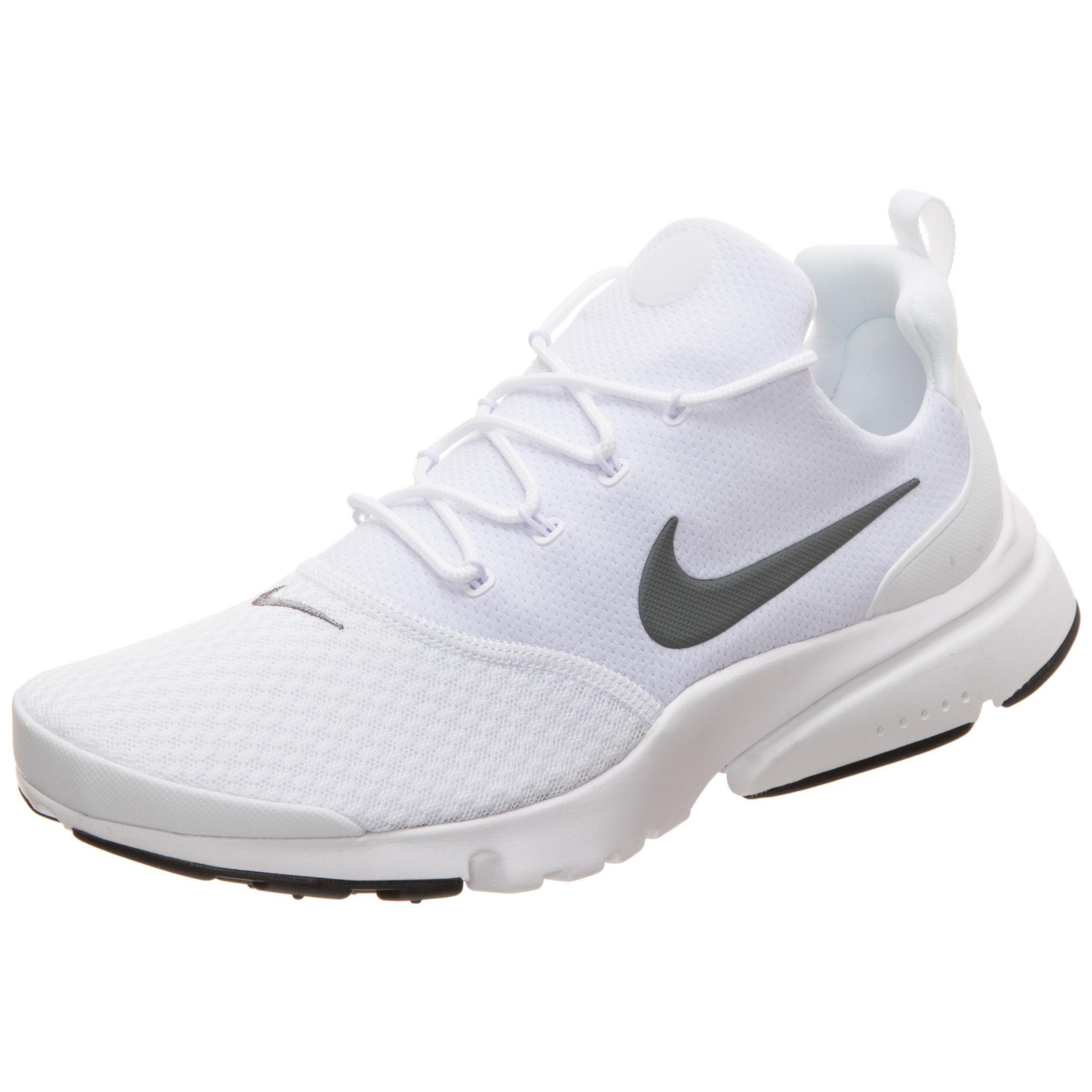 Nike Air Presto Fly SE Sneaker Herren weiß / grau im Online Shop von ...