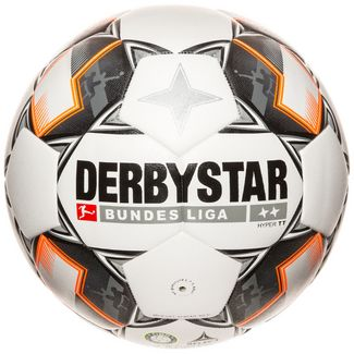 Derbystar Bundesliga Hyper TT Fußball weiß / schwarz