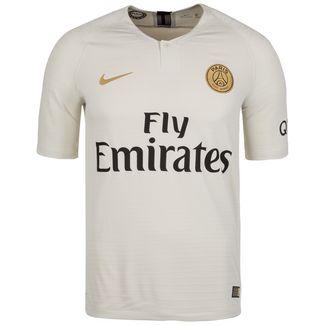 Nike Paris St.-Germain Vapor 18/19 Auswärts Fußballtrikot Herren beige / gold