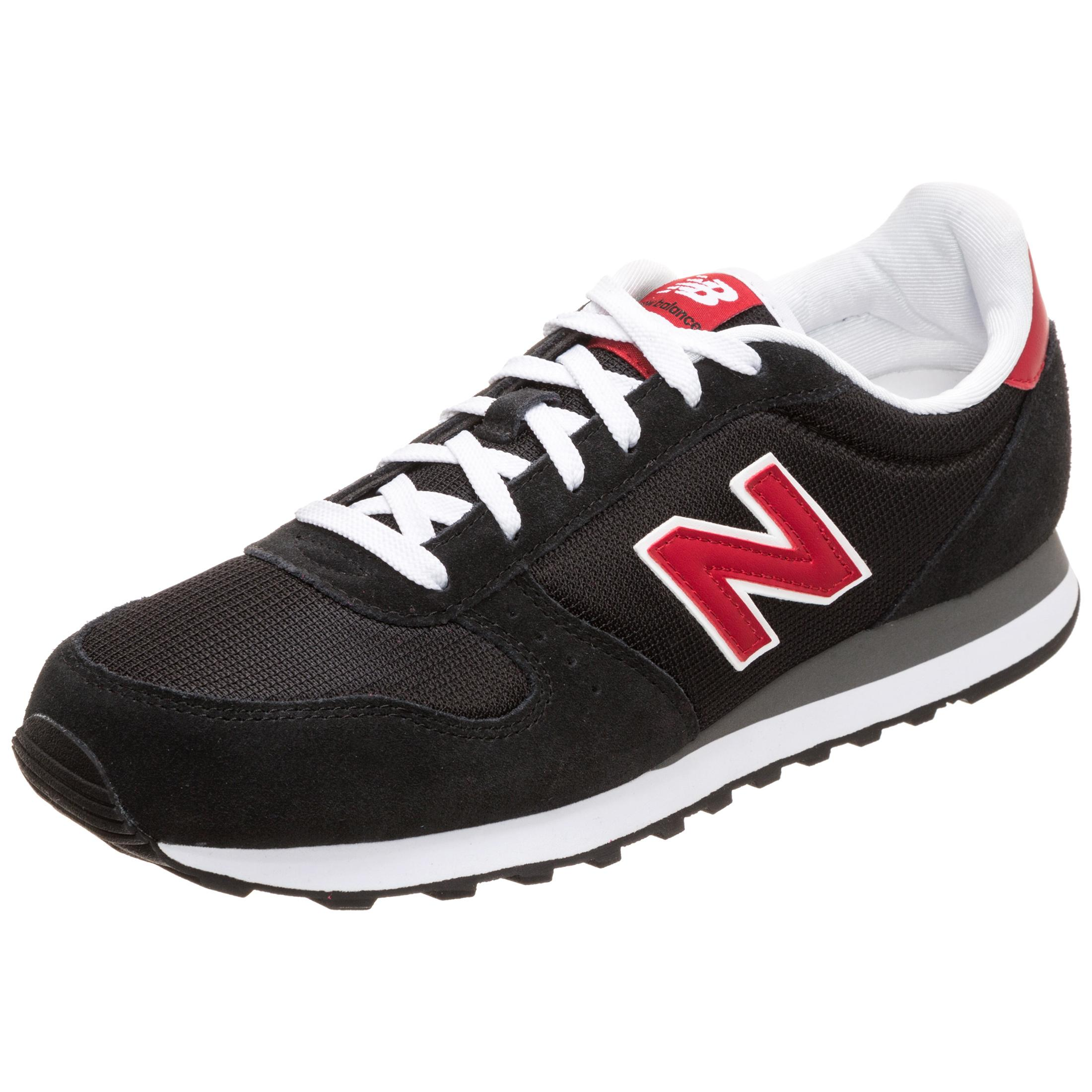 dbc6439bd9 NEW BALANCE ML311-BNA-D Sneaker Herren schwarz / rot im Online Shop von  SportScheck kaufen