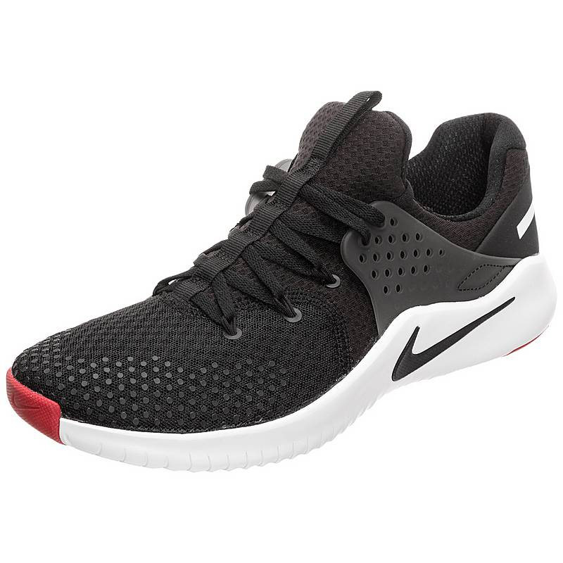 best service 7437a a205a Nike Free TR V8 Fitnessschuhe Herren schwarz  weiß  rot
