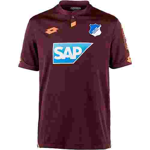 Lotto TSG 1899 Hoffenheim 18/19 3rd Fußballtrikot Herren red tibet
