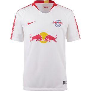 Nike RB Leipzig 18/19 Heim Fußballtrikot Kinder white-university red