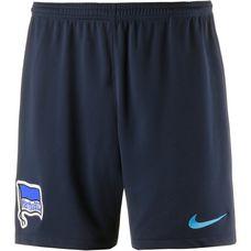 Nike Hertha BSC 18/19 Auswärts Fußballshorts Herren dark obsidian-chlorine blue