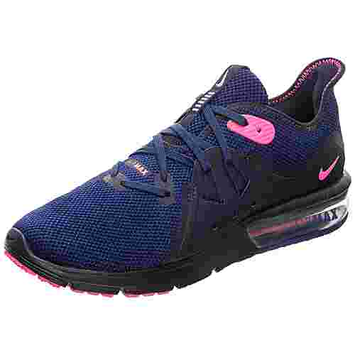 Nike Air Max Sequent 3 Laufschuhe Damen blau / pink im Online Shop von  SportScheck kaufen