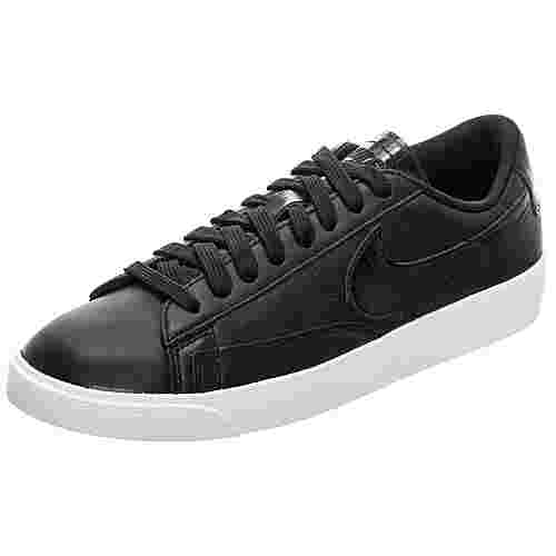 Nike Blazer Low Sneaker Damen schwarz