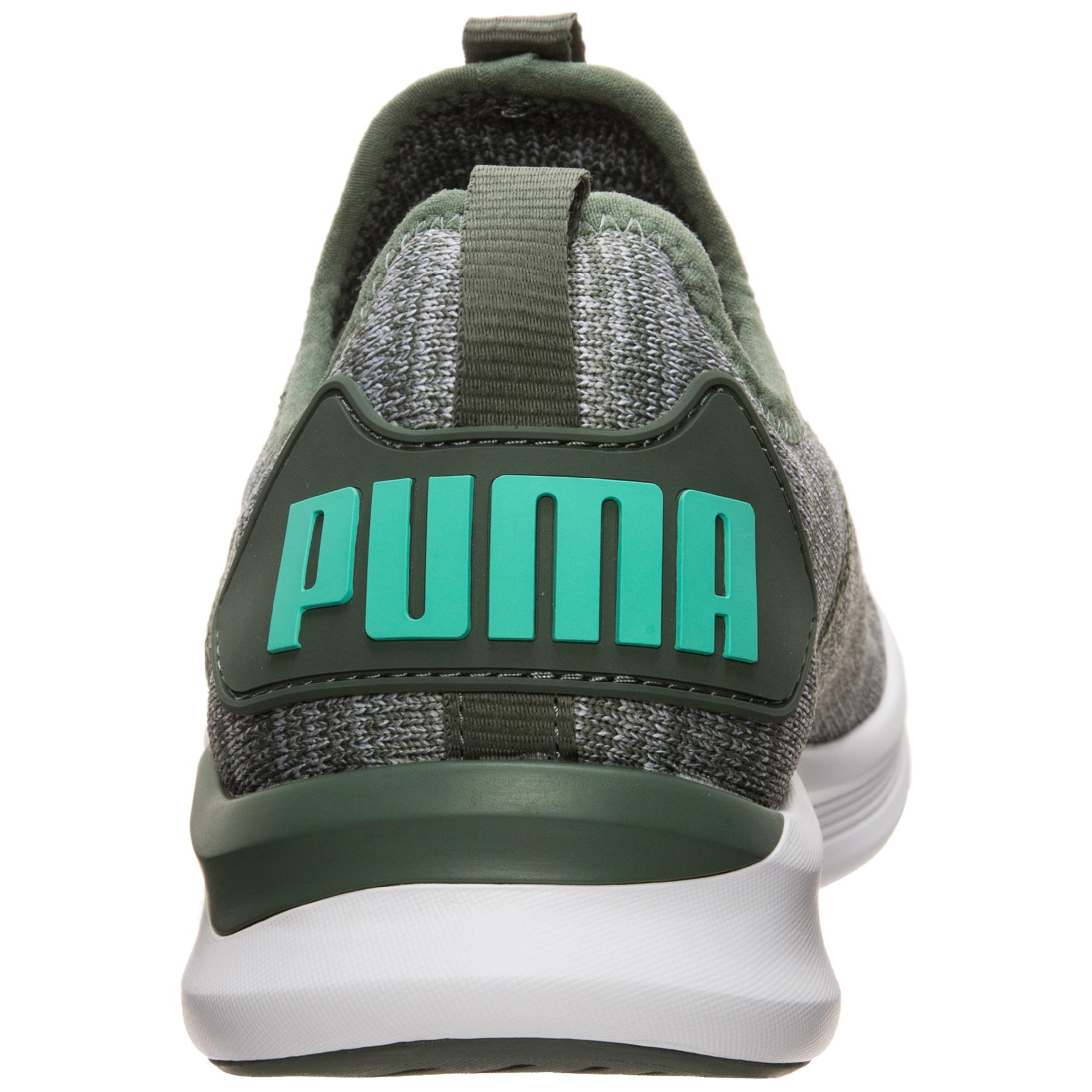 PUMA Ignite evoKNIT Flash evoKNIT Ignite Turnschuhe Damen grün   weiß im Online Shop von SportScheck kaufen Gute Qualität beliebte Schuhe fdfe13