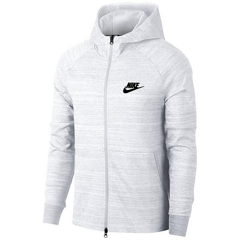 Nike Advance 15 Sweatjacke Herren Weiß Schwarz Im Online Shop Von