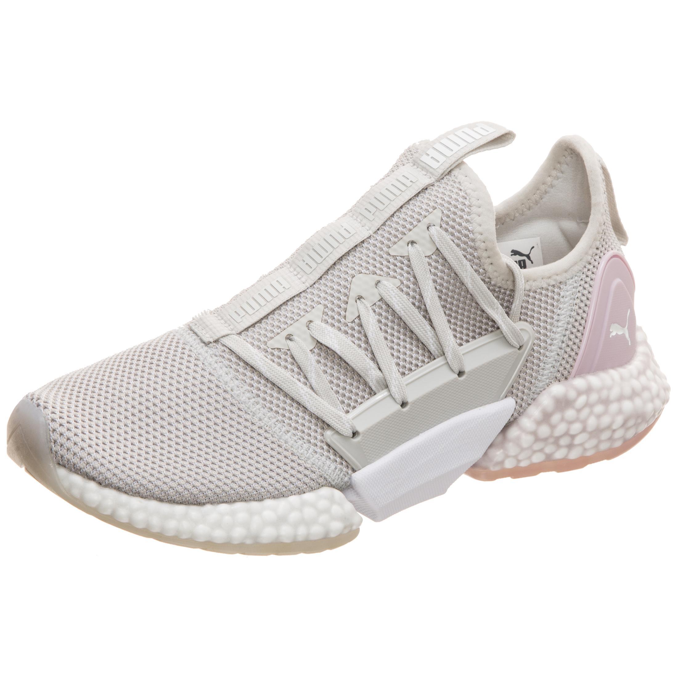 PUMA Hybrid Rocket Runner Laufschuhe Damen grau / weiß im Online Shop von SportScheck kaufen
