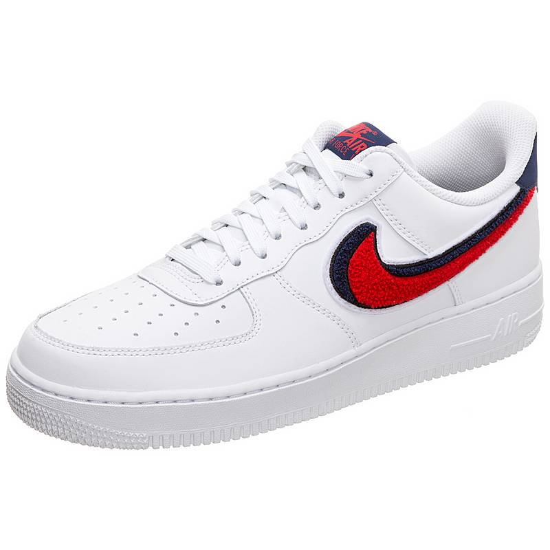 meilleur service 820dc a9b02 wholesale nike air force 1 blau rot 247d6 a119d