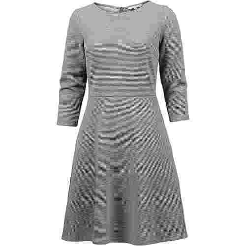 TOM TAILOR Jerseykleid Damen middle grey melange