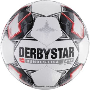 Derbystar Brilliant Bundesliga 18/19 Replica Light Fußball WE/SW/RO