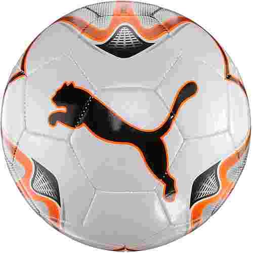 PUMA One Star Fußball puma white-shocking orange-silver