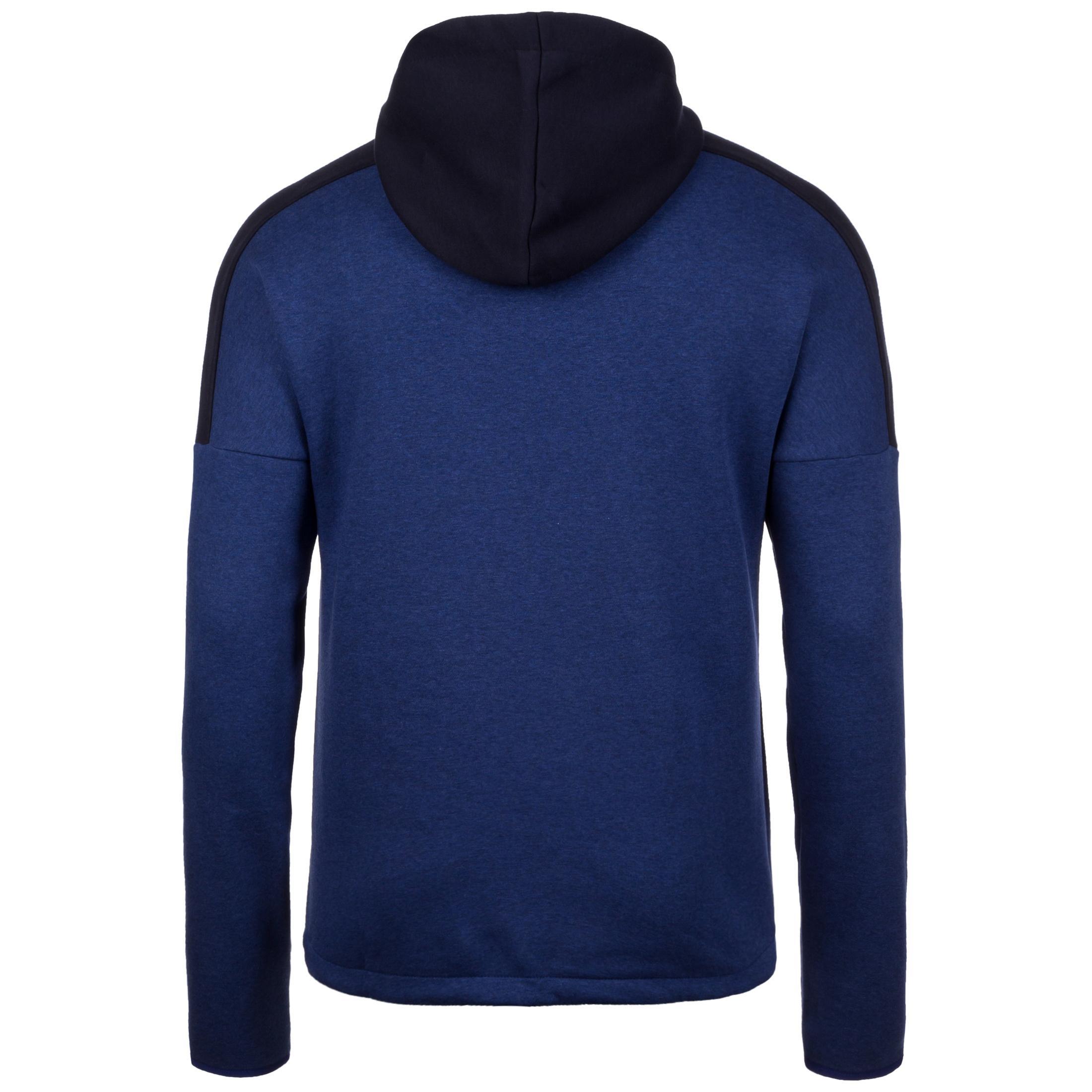 132458fdbe5234 adidas Sport ID Logo Kapuzenpullover Herren blau / weiß im Online Shop von  SportScheck kaufen