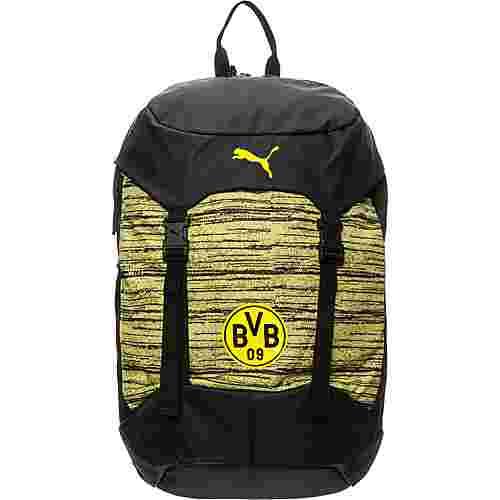 PUMA Borussia Dortmund 365 Daypack schwarz / gelb