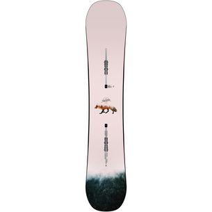 Burton Yeasayer All-Mountain Board Damen rosa-schwarz